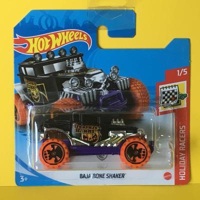 TH Baja Bone Shaker - Hot Wheels 2021 28/250 (V10-28)