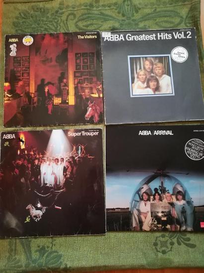 ABBA set desek - Hudba