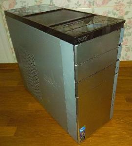 Značkový herní  Acer M5910 /  Core I5 6 GB DDR3 / GTX470 / 1,7 TB SATA
