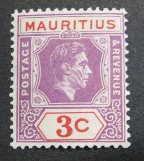 Mauritius * - Filatelie