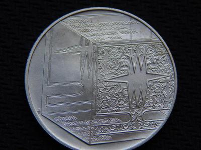 200 Kč 2006 / ČNB / uměleckoprůmyslová škola / stříbro / Top stav /