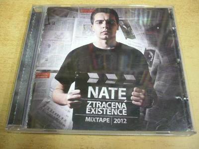 CD NATE / Ztracená existence - Mixtape 2012