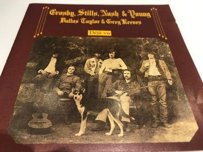 Crosby, Stills, Nash a Young: Déja vu 1970, RM, RE 2010, Jewel case