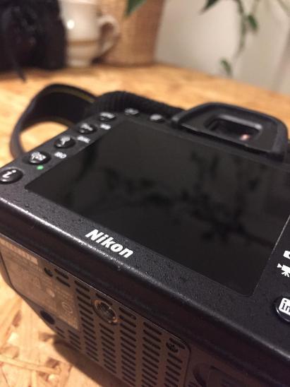 Nikon D7200  - Foto