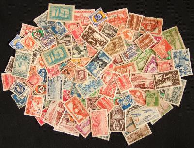Cenné staré Alžírsko, Francouzská kolonie! Mnoho **, vyšší katalog.