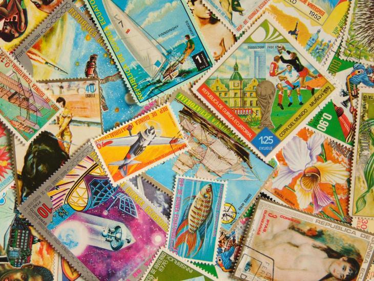 Sbírka známek Rovníková Guinea - Filatelie
