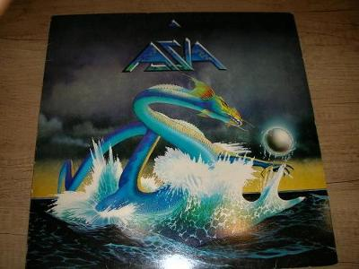 Asia  – Asia (1982) 1.Press ,TOP STAV!!!