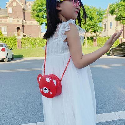 Dívčí kabelka ve tvaru zvířátek DK02