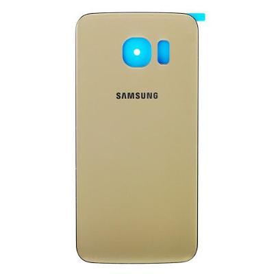 Zadní kryt baterie Samsung Galaxy S6 EDGE G925F Gold