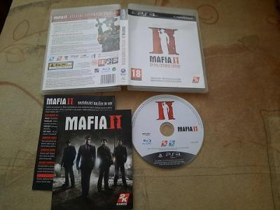 MAFIA 2 SPECIAL EXTENDED EDITION - PS3 - PLAYSTATION 3