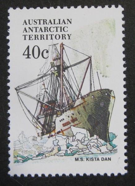 Australské antarktické teritorium ** - Filatelie