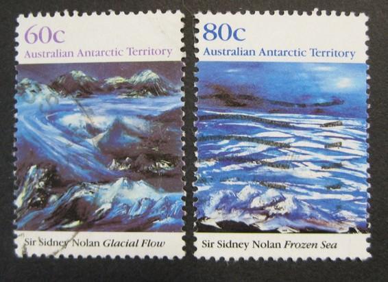 Australské antarktické teritorium - Filatelie