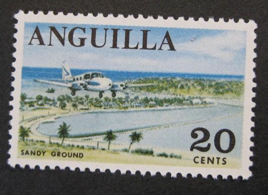 Anguilla ** - Filatelie