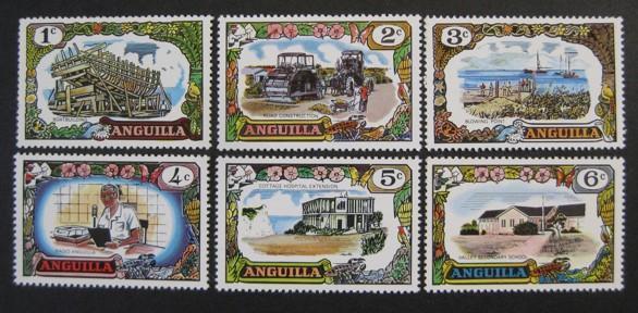 Anguilla * - Filatelie