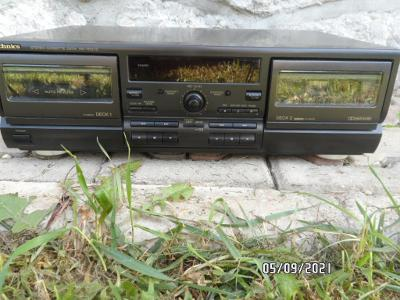 Kazetovy magnetofon  TECHNICS RS-TR373