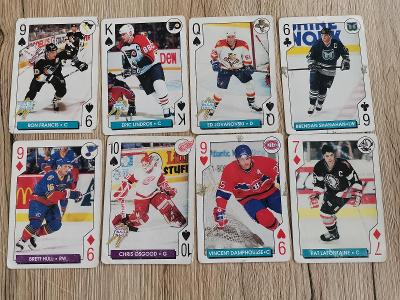 Hokejové karty hrací