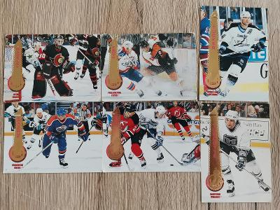 Hokejové karty Pinnacle