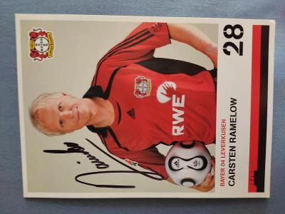 Carsten Ramelow (originál podpis)