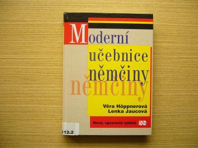 Höppnerová, Jaucová - Moderní učebnice němčiny   2007 -n