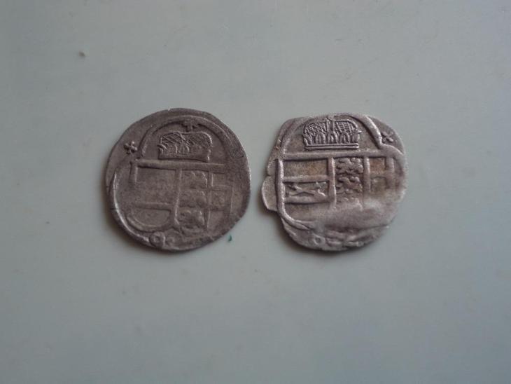 2x FERDINAND II.-1/2krejcar,Klagenfurt - Numismatika