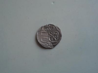 FERDINAND II.-1/2krejcar,Graz,1616