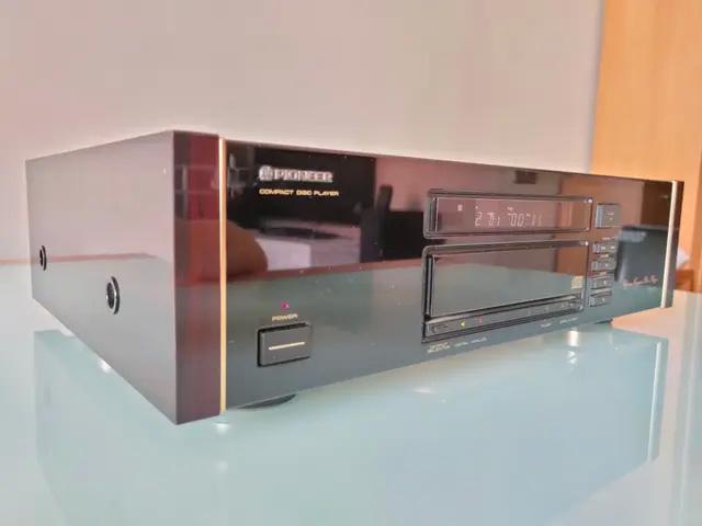 PIONEER PD-73 TOP CD PLAYER - TV, audio, video