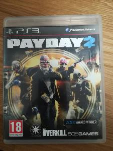 PS3  PAYDAY2 - Payday 2 - SONY PLAYSTATION 3