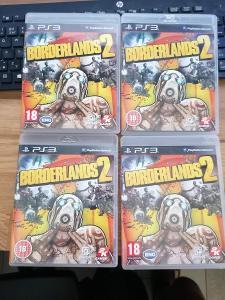 PS3 BORDERLANDS 2 - SONY PLAYSTATION 3