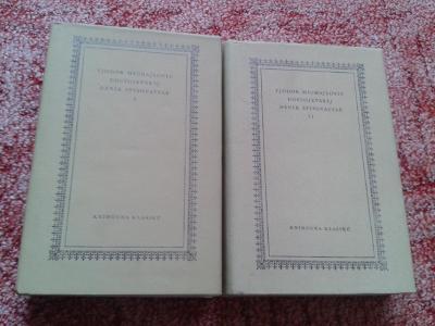 F.M.DOSTOJEVSKIJ: DENÍK SPISOVATELE 1,2 - STAV