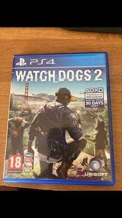 Watch Dogs 2 na Ps4