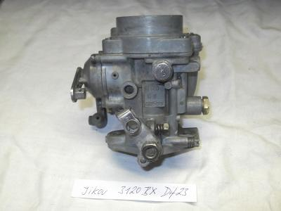 Karburátor Jikov 3120BX Dif.23