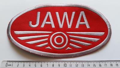 nášivka moto JAWA