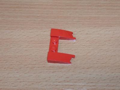 Lego díl 31584 - blatník červený