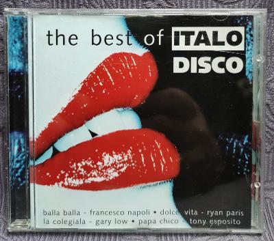 CD -  DISCO ITALO (1996), CD V PĚKNÉM STAVU