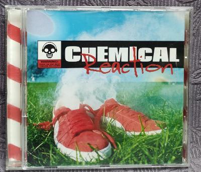 CD - CHEMICAL REACTION  ( 1997 ) CD V PĚKNÉM STAVU