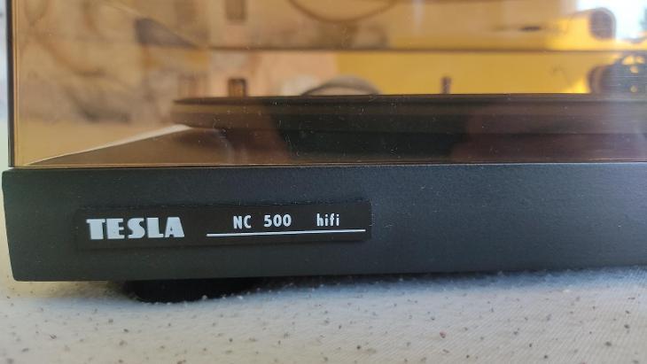 Gramofon Tesla NC 500 - TV, audio, video