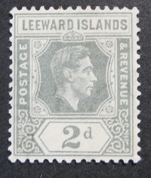 Závětrné ostrovy * - Filatelie