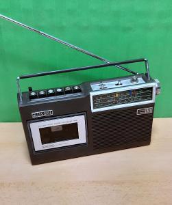 Radiomagnetofon National Panasonic RQ-432 DSD - sběratelský