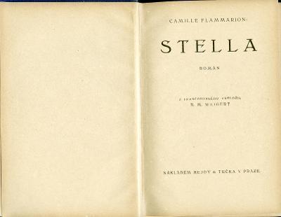 Flammarion: Stella 1904?