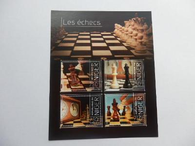 Nový čistý Aršík - Šachy   - (40 - 45).