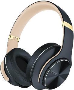 DOQAUS Bluetooth sluchátka Over Ear se 3 EQ-Modi ! Až 52 hod !