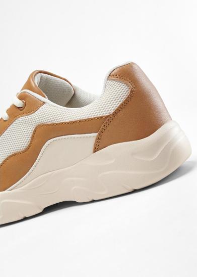 3D196 POHODLNÉ TENISKY V. 38 *955880* - Dámské boty