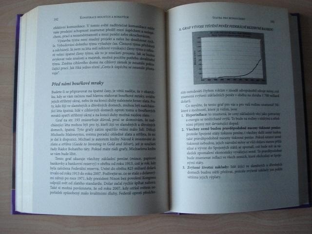 ROBERT T. KIYOSAKI  - KONSPIRACE MOCNÝCH A BOHATÝCH  / OSOBNÍ ROZVOJ - Knihy