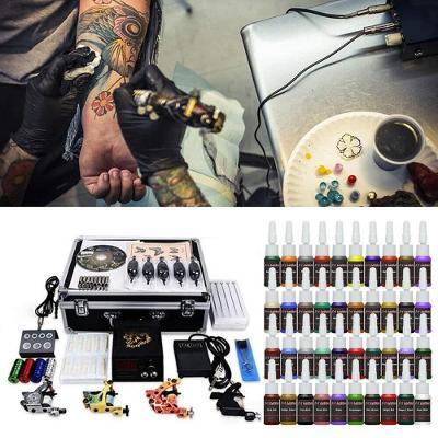 Tetovací sada v kufříku !!Vše na jednom místě!!!