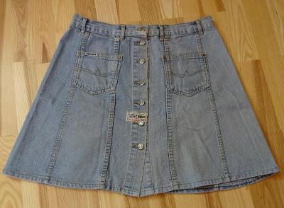 Dámská sukně riflová