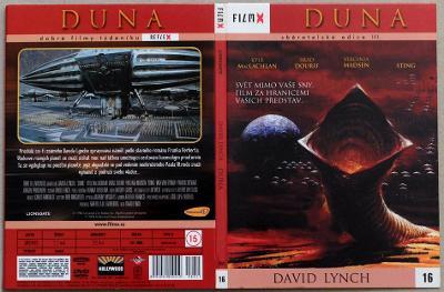 DUNA - David Lynch  - český dabing a titulky