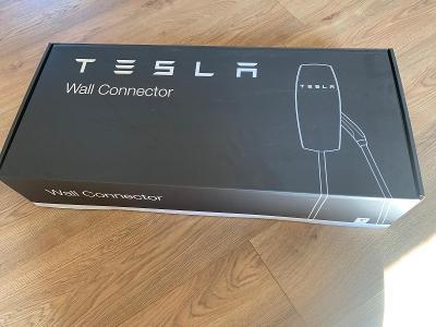 TESLA nabíječka Wall Connector Gen2 Silver