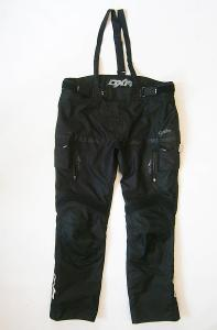 Textilní kalhoty s kšandami DXR- vel. 4XL, pas: 118 cm