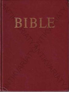Bible podle ekumenického vydání z r. 1985 1990