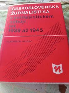Československá žurnalistika v antifašistickém odboji 39 až 45. 1978